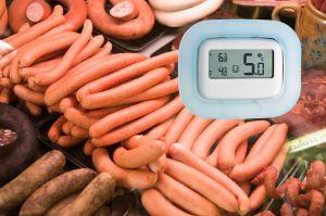 Термометър за фризер-хладилник / Арт.№30.1042