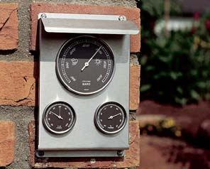Метеорологична станция - Барометър, Термометър, Хидрометър – външна / Арт.№20.2009