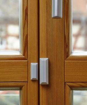 Контактни датчици за прозорци и врати - 3 броя комплект, предназначени за система WEATHER HUB TFA/ Арт.№30.3311.02