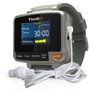 Лазерен терапевтичен апарат за сърдечно-съдови и мозъчно-съдови заболявания и алергичен ринит