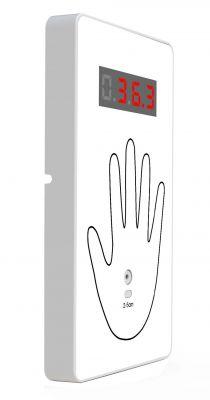 Професионален Скенер за Температура на Човешко Тяло