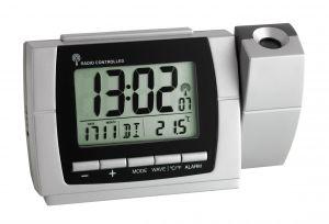 Радиоуправляем часовник с термометър / Арт.№ 60.5002
