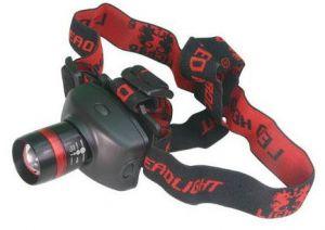 """Челник с LED фенер """"Lumatic Head Super Focus"""" / Арт. № 43.2032"""