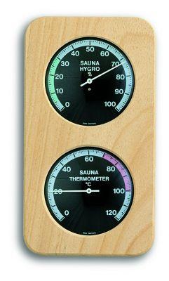 Термометър-хидрометър за сауна / Арт.№ 40.1004