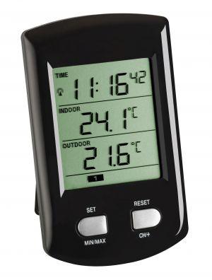 Безжична метеорологична станция RATIO  в комплект с 1 предавател / Арт.№30.3034.01